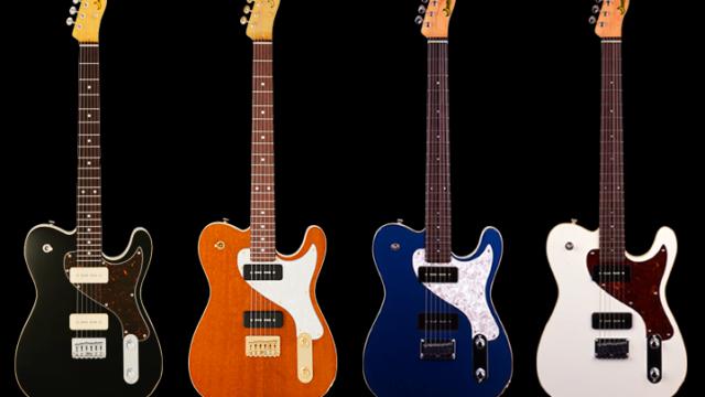 ギターメーカームーンのレゲエマスター