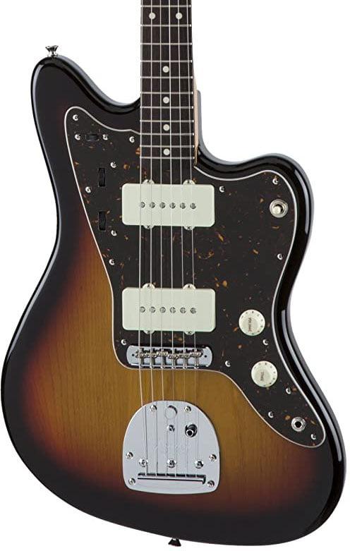 オフセットタイプのギター・ジャズマスター