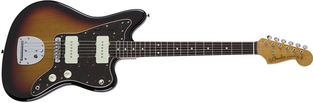 オフセットギター・ジャズマスター