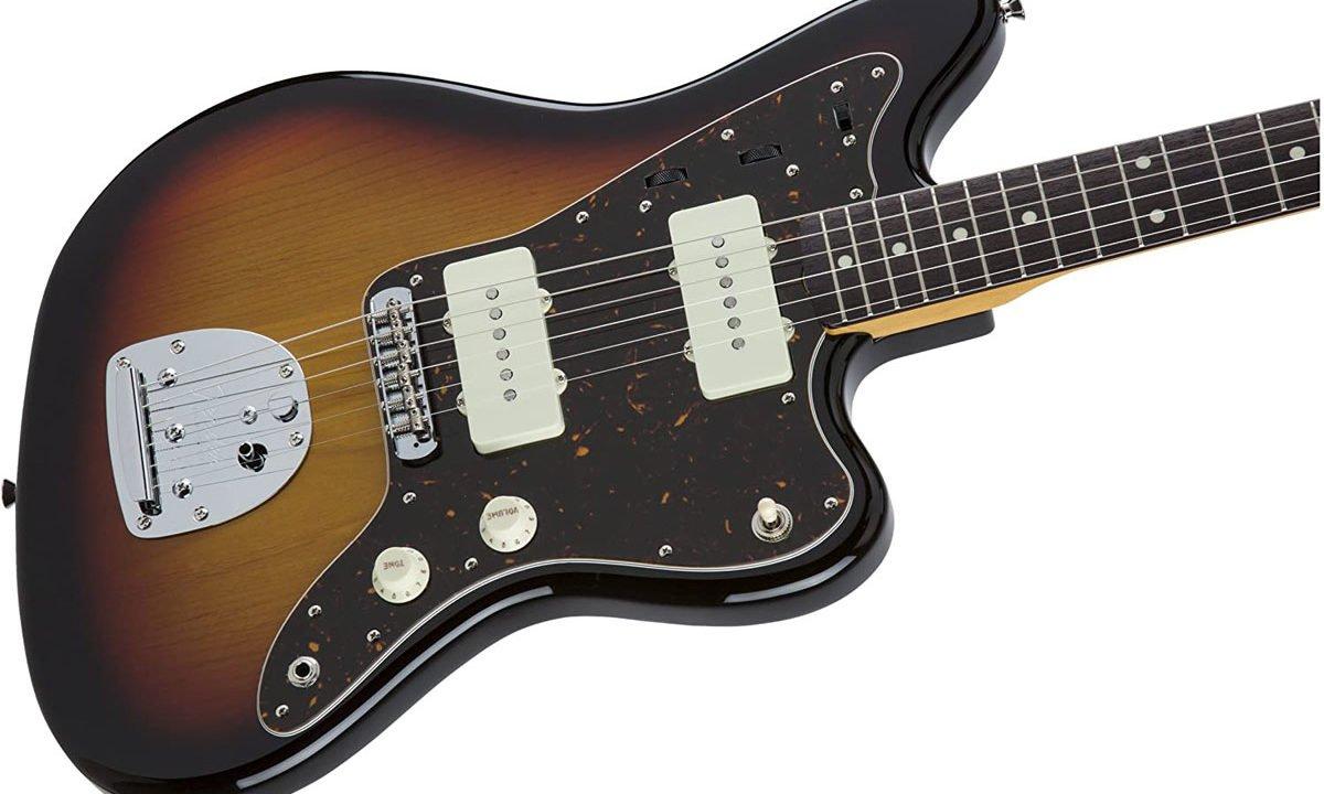 オフセットギターのジャズマスター