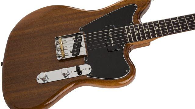 フェンダー社のギター・offset telecaster