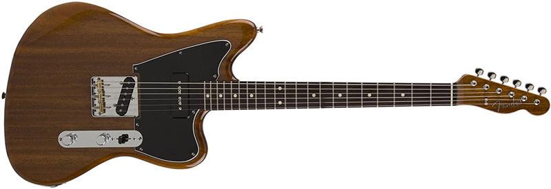 フェンダー社のギターoffset telecaster