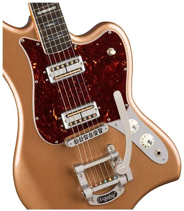 Fender-USA-Parallel-Universe-Volume-II-Maverick-Dorado-Firemist-Gold-