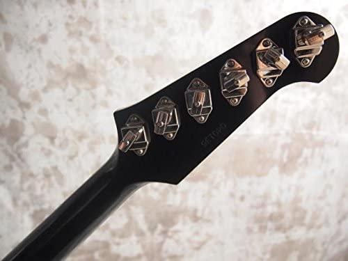 Gibson Custom Shop 1965 Firebird V Stopbar VOS Limited Run Ebony