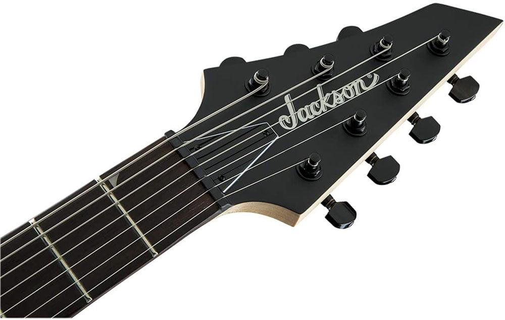 ジャクソンのギターヘッド