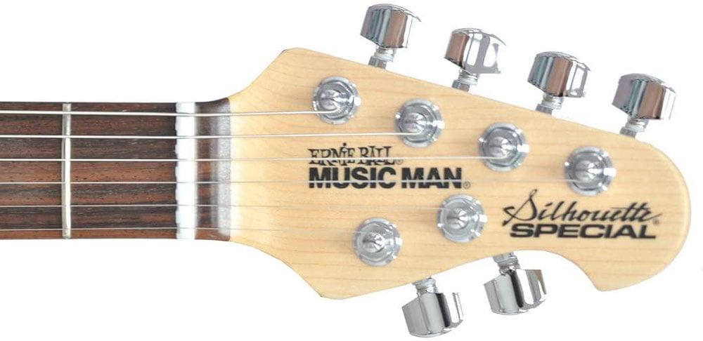 ミュージックマンのギターのヘッド