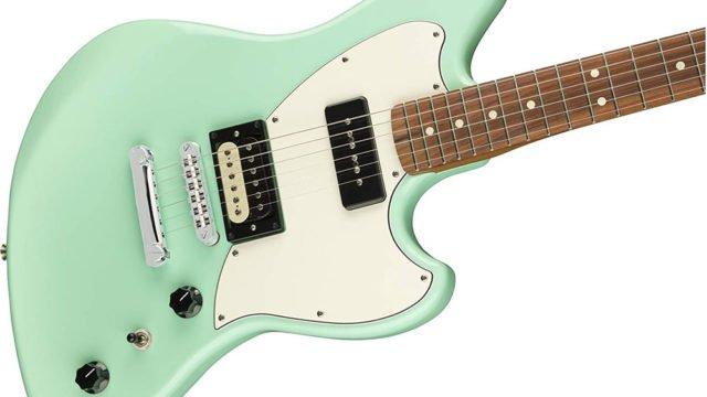 FenderのギターPowercaster