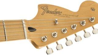 リバースヘッドのギター