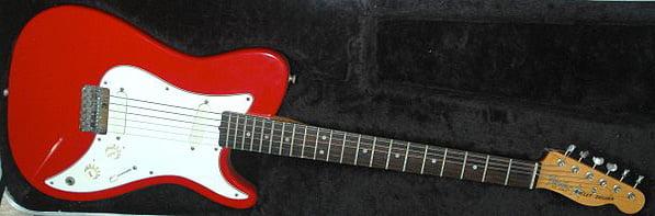 Fender Bulletの1stバージョン