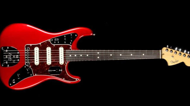 Parallel Universe Collection Limited Edition Jag Stratocaster