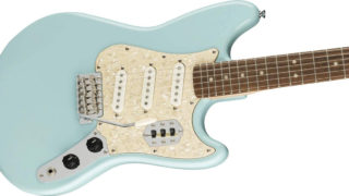 Squier by Fender/Paranormal Cyclone