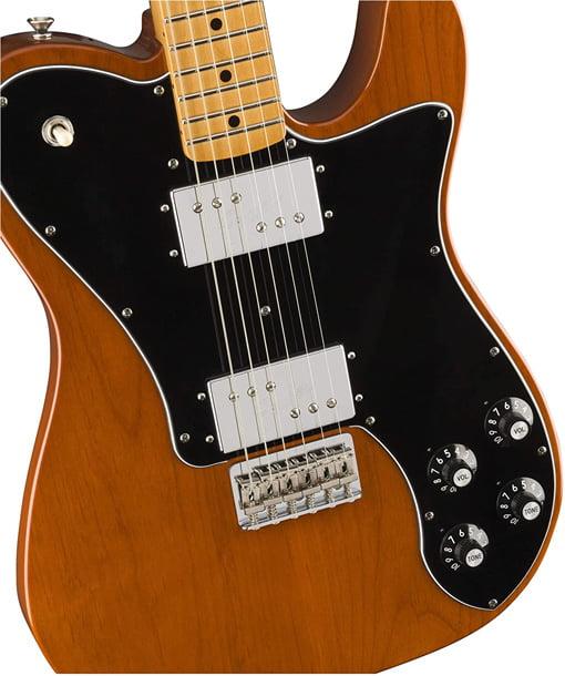 Fender Telecaster Dulexeのピックガード