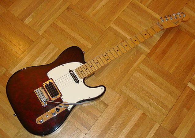Fender Telecaster Plus Deluxe 1989