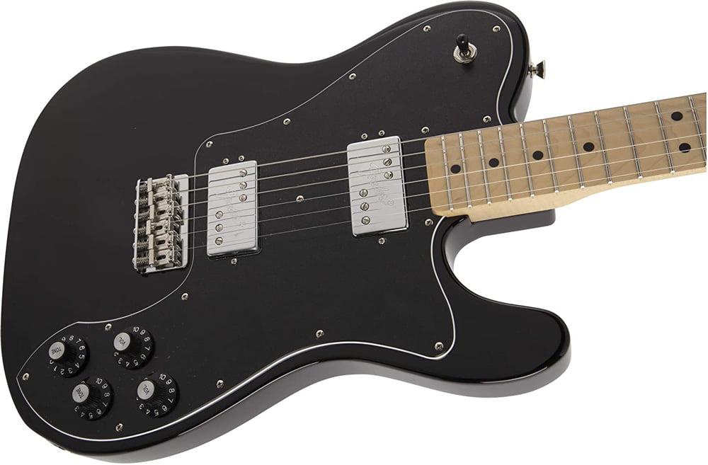 Fender MIJ Hybrid Telecaster Deluxe