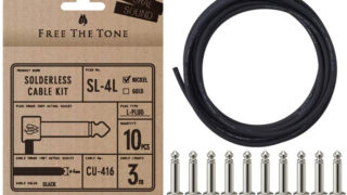 Free The Tone SL-4L-NI-10K ソルダーレスケーブルキット