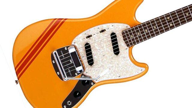Fender Japan フェンダージャパン エレキギター MG69-BECK/CO Mustang