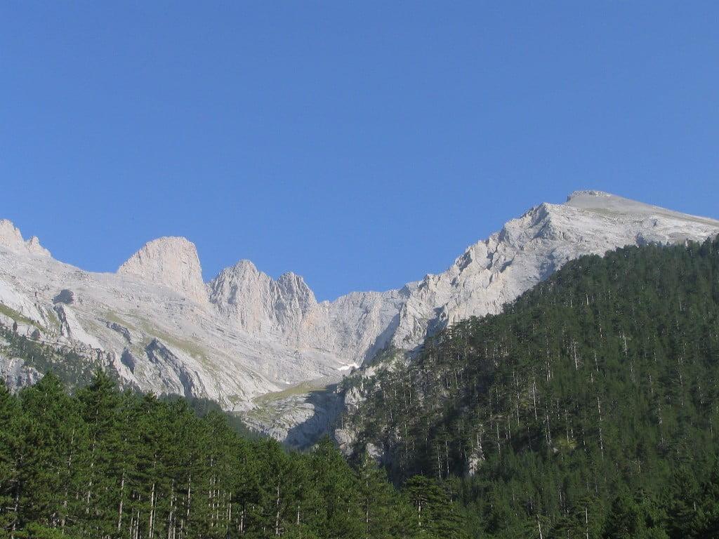 オリンポス山