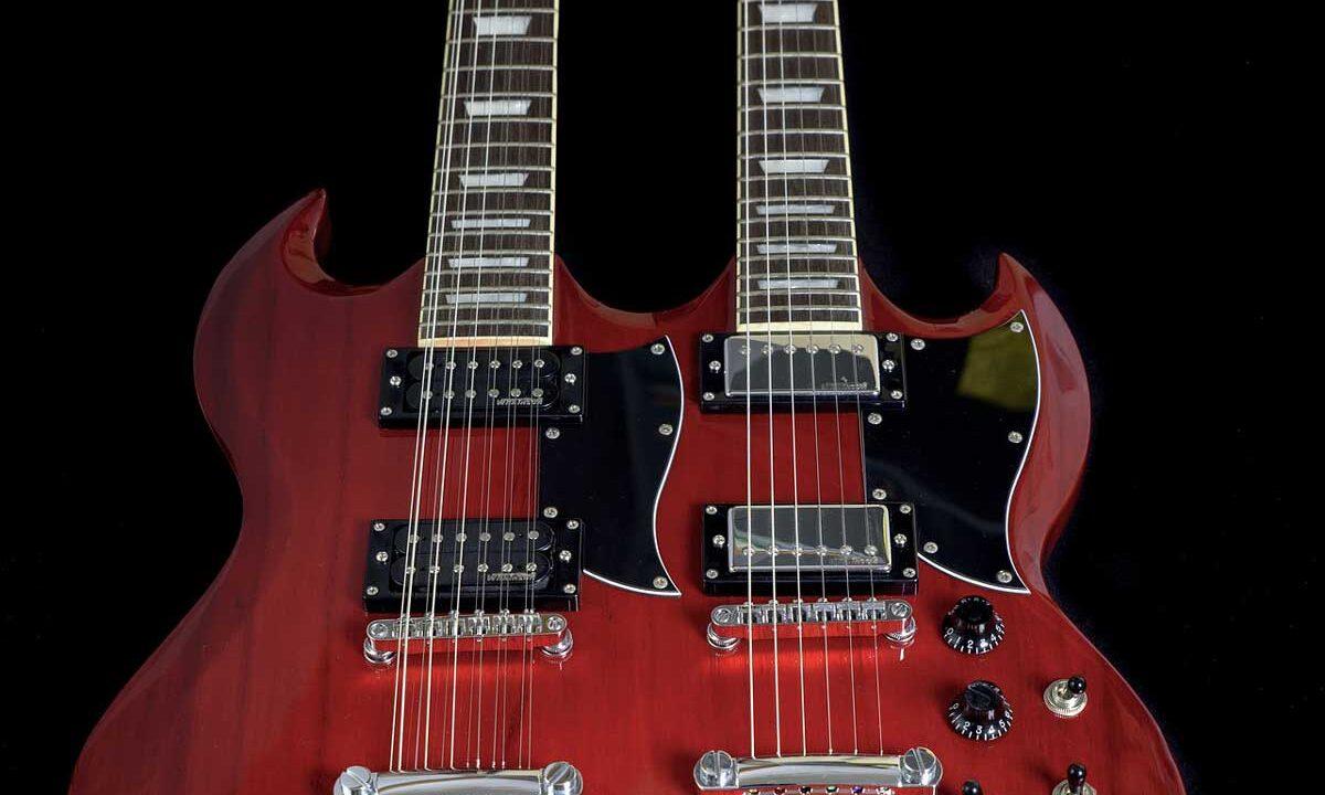 ダブルネックギター