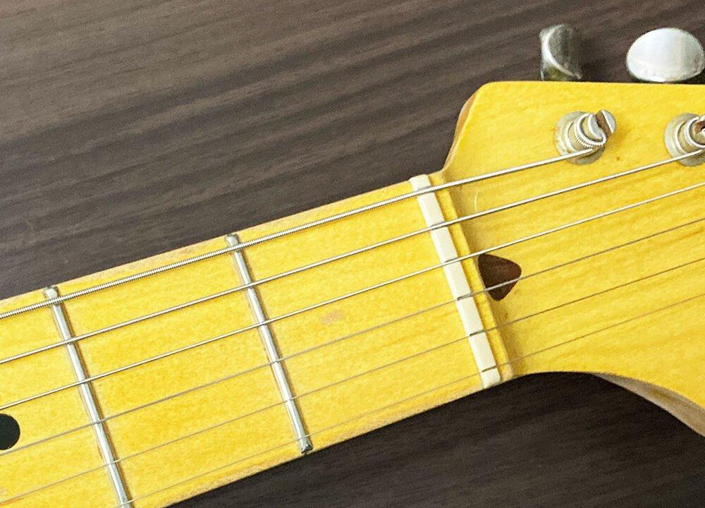 Nash Guitarsで使用しているTUSQナット