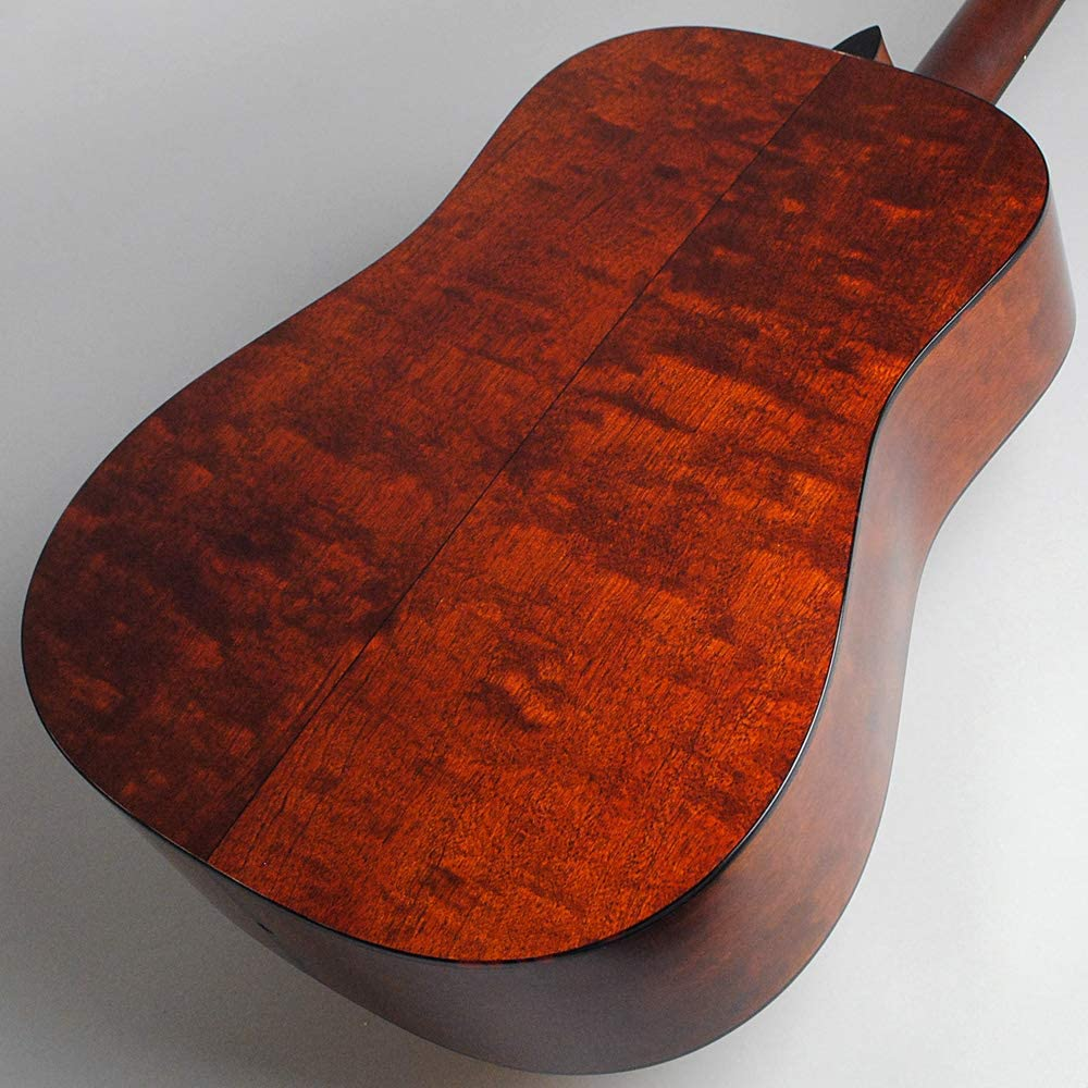 Martin CTM D-18 Quilted Mahogany-2