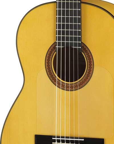 YAMAHA フラメンコギター CG182SF