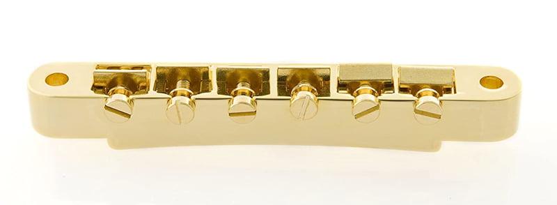 Gibson PBBR-065 Historic Non-Wire ABR-1 Bridge Gold