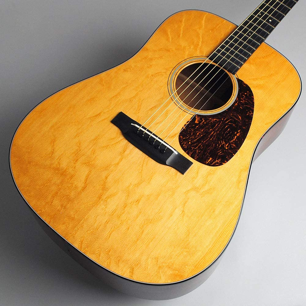 Martin CTM D-18 Quilted Mahogany
