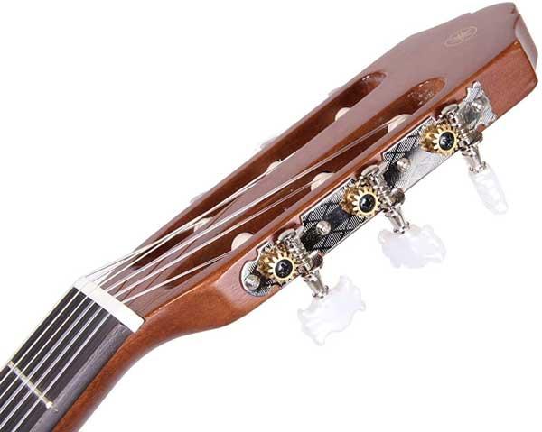 クラシックギター・ヘッド