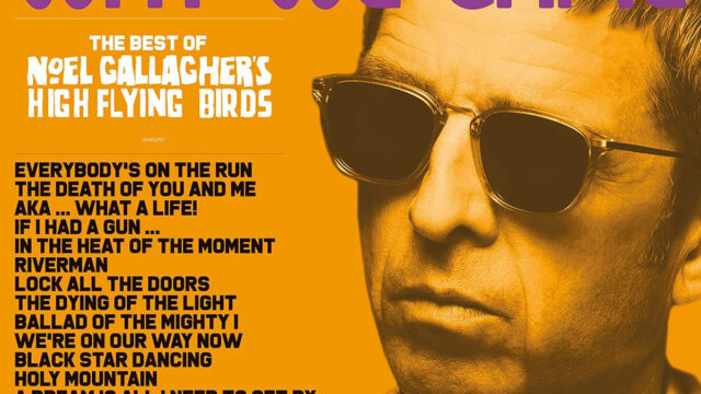 Noel Gallagher's High Flying BirdsのアルバムBack The Way We Came: Vol 1 (2011-2021)