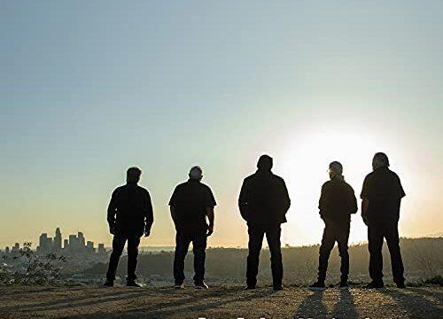 Los Lobosカヴァーアルバム『Native Sons』