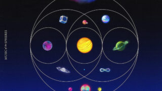 Coldplayアルバム 『Music Of The Spheres』